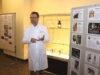 175 Jahre Anästhesie: Prof. Dr. Thomas Standl, Chefarzt der Anästhesie im Klinikum Solingen, eröffnete jetzt eine kleine Ausstellung zum Jubiläum. (Foto: © Bastian Glumm)