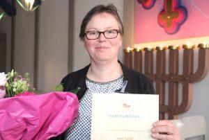 Renate Tomalik ist Klinikpfarrerin im Klinikum Solingen. (Archivfoto: © Bastian Glumm)