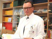 Professor Dr. Thomas Standl ist Chefarzt der Klinik für Anästhesie, Operative Intensiv- und Palliativmedizin am Klinikum und seit Januar 2018 medizinischer Geschäftsführer des Hauses. (Foto: © Bastian Glumm)