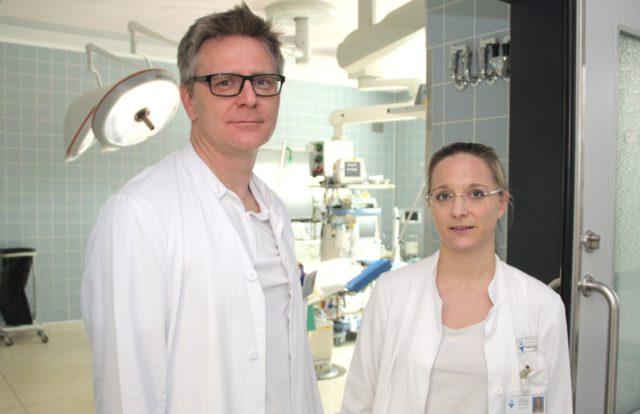 """Das Klinikum Solingen ist seit Anfang des Jahres Teil des """"Fertiprotect-Netzwerkes"""