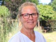 Krankenschwester Beate Oberlack-Ewerling (56) ist bereits seit elf Jahren auf der Palliativstation im Klinikum Solingen tätig. (Foto: © Bastian Glumm)