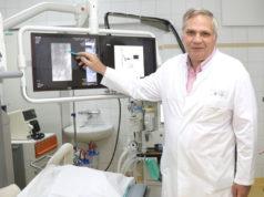 Prof. Dr. Markus Heuser ist Chefarzt der der Klinik für Urologie und Kinderurologie im Solinger Klinikum. (Foto: © Bastian Glumm)