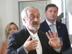 Dr. Rolf Jessewitsch ist Gründungsdirektor des Zentrums für verfolgte Künst in Solingen-Gräfrath. (Archivfoto: © Bastian Glumm)