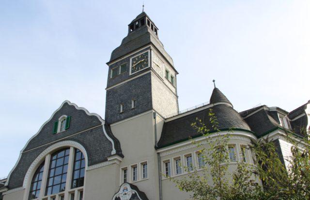 Im Gräfrather Kunstmuseum ist das Zentrum für verfolgte Künste untergebracht. (Archivfoto: © Bastian Glumm)