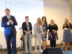 Die Premiere des Ladies Dinner im vergangenen Jahr war außerordentlich erfolgreich, es konnten 8.500 Euro an Spenden gesammelt werden. Wegen Corona findet die Veranstaltung in diesem Jahr nicht statt. (Archivfoto: © Bastian Glumm)
