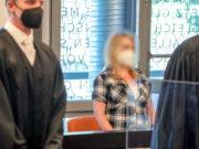Eine Solingerin muss sich seit Montag vor dem Landgericht Wuppertal verantworten. Der 28-Jährigen wird vorgeworfen, im September 2020 fünf ihrer sechs Kinder in der Wohnung in der Hasseldelle ermordet zu haben. (Foto: © Bergische Blaulichtnews/Oelbermann)