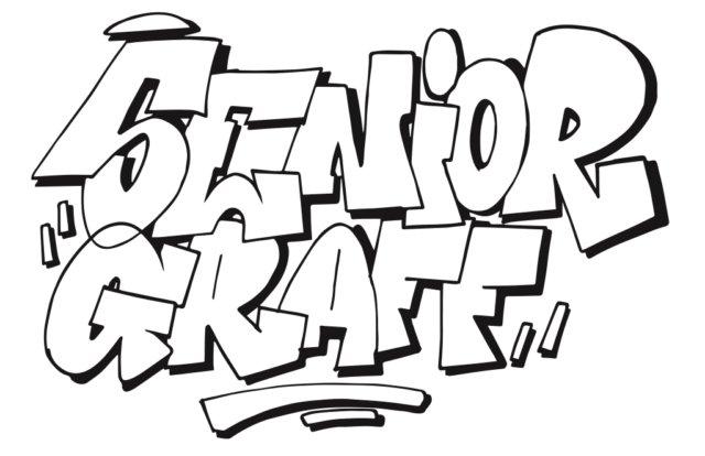 Zu einem kostenlosen Graffiti-Workshop lädt der Verein Lebensherbst im kommenden Monat Seniorinnen und Senioren in den Südpark ein. (Logo: © Lebensherbst e.V.)