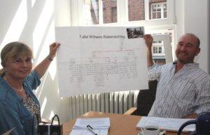 Frederico Luchtenbergs Stammbaum ist weit verzweigt. Seit rund zwei Jahrzehnten beschäftigt sich der 40-Jährige bereits mit dem Thema Ahnenforschung. (Foto: © Bastian Glumm)
