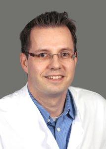 Dr. Christoph Schorn ist Oberarzt der Neurologie an der St. Lukas Klinik. (Foto: © Kplus Gruppe)