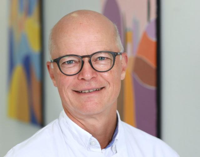 Dr. Markus Meibert ist Ärztlicher Direktor der St. Lukas Klinik. (Foto: © Kplus Gruppe)