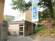 Am Dienstag eröffnete der LVR ein psychiatrisches Behandlungszentrum mit 40 stationären Plätzen an der Frankenstraße. (Foto: © Bastian Glumm)