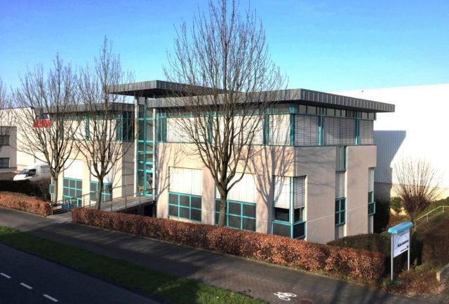Die M.A.T. Malmedie Antriebstechnik GmbH hat ihren Unternehmenssitz im Dycker Feld. (Foto: © Malmedie GmbH)