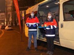 Das Team des Malteser Kältebus sucht ein ehrenamtliches Leitungsduo, das die Einsätze im Winter koordiniert. (Foto: © Peter Meuter)