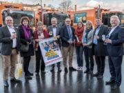 Mit einer Plakat-Aktion wollen die Städte Wuppertal, Solingen und Remscheid weiter gegen die Müllflut durch Einweg-Kaffeebecher kämpfen. (Foto: © Stadt Wuppertal)