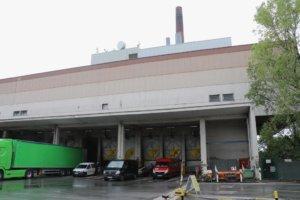 Im Solinger Müllheizkraftwerk (MHKW) werden Hausmüll und hausmüllähnliche Gewerbeabfälle entsorgt. Die Entsorgung ist eine Dienstleistung für alle Haushalte und Gewerbetreibende in Solingen. (Foto: © Bastian Glumm)