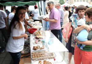 Die Nordstadt zeigt sich am 8. Juli wieder von ihrer Schokoladenseite. Kulinarisch bleiben dann wieder kaum Wünsche offen. (Archivfoto: © B. Glumm)