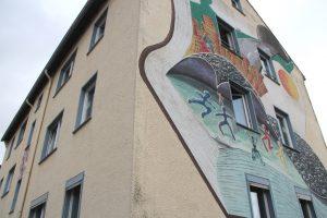 Die Notschlafstelle an der Hermannstraße 10 ist seit Jahren eine Anlaufstelle für Jugendliche und junge Erwachsene, die nicht wissen, wo sie unterkommen können. (Foto: © B. Glumm)