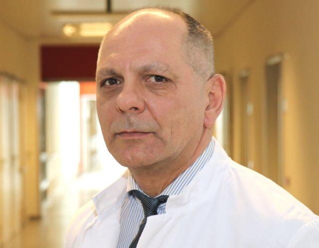 Dr. Ulrich Jaschke leitet das neu eingerichtete