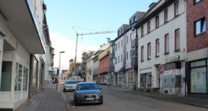Kommende Woche Mittwoch beginnt die Sanierung der Ohligser Sauerbreystraße. Die Arbeiten werden etwa drei Wochen lang dauern. (Archivfoto: © B. Glumm)