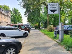 Ab dem morgigen Samstag, 25. April, besteht wieder Parkscheinpflicht in Solingen, teilt jetzt die Stadtverwaltung mit. Die war seit Ende März ausgesetzt. (Foto: © Bastian Glumm)