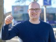 Seit Oktober letzten Jahres vermittelt die Firma mellon um Chef Philip Schur aus Bochum Schlüsseldienste zum Festpreis, um Verbraucher vor hohen Kosten zu schützen. (Foto: © Mellon Services GmbH)