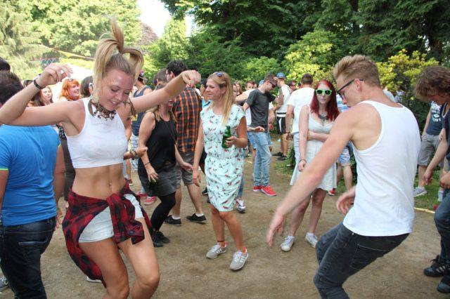 Am 15. Juli findet das 6. Phunk Department Open Air 2017 im Walder Stadtpark statt. Auf einer dritten Bühne wird erstmals Reggae präsentiert. (Archivfoto: © B. Glumm)
