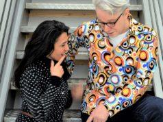 Maryam Sabri und Frank Voß zeigen ab dem 8. März im KUNSTRAUM Solingen ihre neue Ausstellung pointillism & circelism 4.0. Seit sie sich intensiv mit diesem Thema beschäftigen, erkennen die Künstler viel intensiver als vorher in vielen Dingen die Kreisform. (Foto: © Martina Hörle)