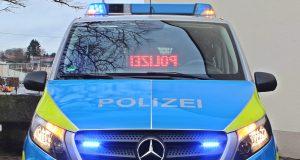 Die nordrhein-westfälische Polizei nutzt künftig den Mercedes Vito als Einsatzfahrzeug im Streifendienst. In Wuppertal ist der erste Vito seit Ende Dezember im Einsatz. (Foto: © Tim Oelbermann)