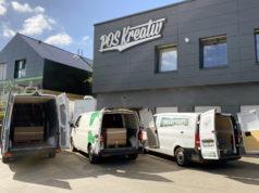 Die POS-Kreativ GmbH hat ihren Sitz an der Löhdorfer Straße in Aufderhöhe. (Foto: © POS-Kreativ GmbH)