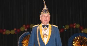 Joachim Junker ist Präsident und 1. Vorsitzender der Prinzengarde Blau-Gelb Ohligs. (Archivfoto: © Bastian Glumm)