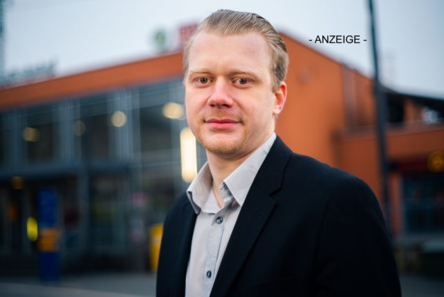 Raoul Brattig möchte Solinger Oberbürgermeister werden, der 28-jährige Solinger tritt nächtes Jahr bei den Wahlen für die FDP an. (Foto: © FDP Solingen)