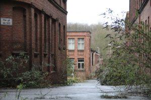 Die Firma Rasspe gab ihre Betriebsstätte in Stöcken im Jahr 2009 auf. Die Solinger Wirtschaftsförderung wird dort einen modernen Gewerbestandort anbieten. (Archivfoto: © B. Glumm)