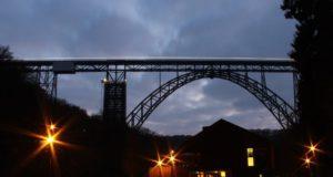 Die Müngstener Brücke soll Weltkulturerbe werden. (Archivfoto: © Tim Oelbermann)