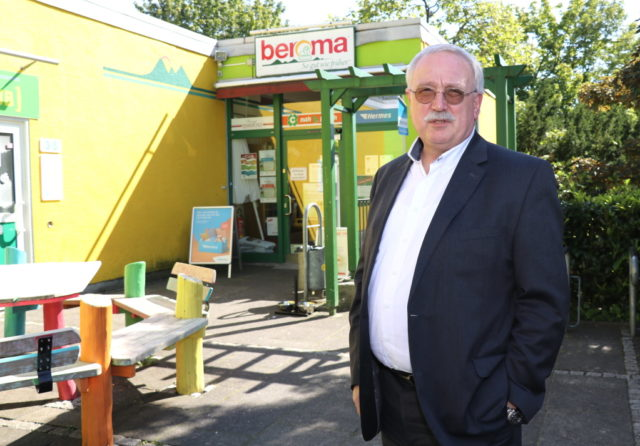 Richard Schmidt (SPD) in