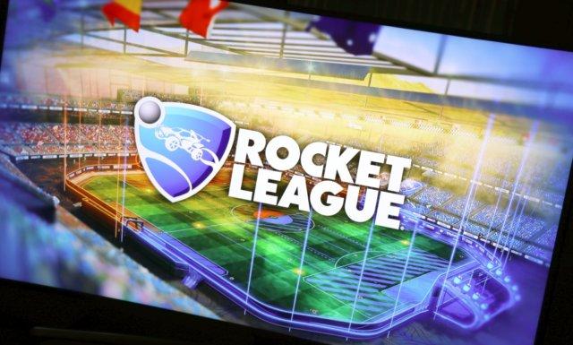 Das Rocket League-Team der Solinger Progamer von