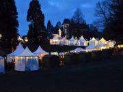 An zwei Wochenenden im Advent bieten über 100 Künstler, Kunsthandwerker und Designer ihre selbst gefertigten Unikate auf Schloss Grünewald an. (Archivfoto: © Martina Hörle)