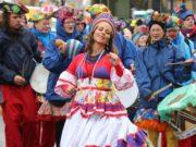 Rund 50.000 Besucher werden zum Rosenmontagszug in Solingen erwartet. 16 Fußgruppen, vier Kapellen und 14 Festwagen stehen in den Startlöchern. (Archivfoto: © Bastian Glumm)