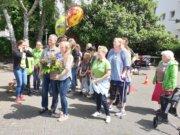 Das Sanitätshaus Köppchen feierte am Wochenende seinen 40. Geburtstag. Zahlreiche Gäste feierten mit. (Foto: © Sanitätshaus Köppchen)