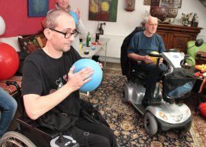 Das Sanitätshaus Köppchen veranstaltete ein Event für Rollstuhlfahrer bereits zum dritten Mal. Auch im kommenden Jahr soll es ein entsprechendes Angebot geben. (Foto: © B. Glumm)