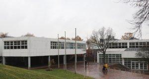 Das Schulzentrum Vogelsang mit Gymnasium und Realschule. (Archivfoto: © Bastian Glumm)