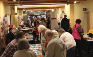 Volles Haus im Klinikum am Samstag zum 11. Selbsthilfetag. (Foto: © Klinikum Solingen)