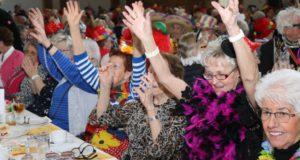 Am Samstag, 15. Februar, lädt das Seniorenbüro der Stadt Solingen wieder zur großen Karnevalssitzung in die Festhalle Ohligs ein. (Archivfoto: © Bastian Glumm)