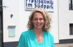 Dr. Silke Späth machte sich vor zwei Jahren mit ihrer eigenen Praxis in Düsseldorf selbstständig. Vorher war die 45-Jährige unter anderem im Krankenhaus Essen-Kupferdreh auch in leitender Position beschäftigt. (Foto: © B. Glumm)
