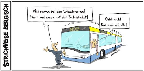 Solingen Busse Energie