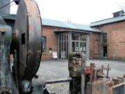Die Gesenkschmiede Hendrichs bzw. das LVR-Industriemuseum in Solingen-Merscheid. (Foto: © Bastian Glumm)