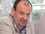 Arnd Krüger ist Kreishandwerksmeister der Kreishandwerkerschaft Solingen-Wuppertal. (Foto: © Bastian Glumm)