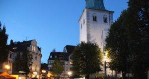 """Zahlreiche Veranstaltungen und Feste finden in Solingen-Wald statt. Darunter auch """"Wald leuchtet"""", das den Stadtteil einmal jährlich festlich illuminiert. (Foto: © Bastian Glumm)"""
