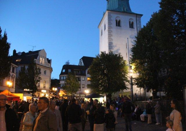 Zahlreiche Veranstaltungen und Feste finden in Solingen-Wald statt. Darunter auch