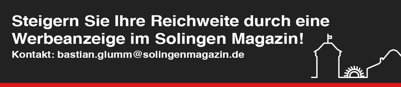 Werbung im Solingen Magazin