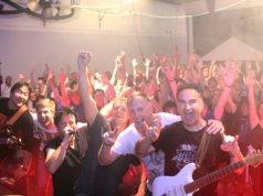 Stimmung garantiert: Die Solinger Band SeeYou wird am Samstagabend live am Mangenberg auftreten und für allerbeste Stimmung sorgen. (Foto: © Löscheinheit 3)